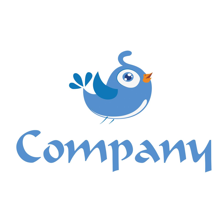 לוגו Blue Bird