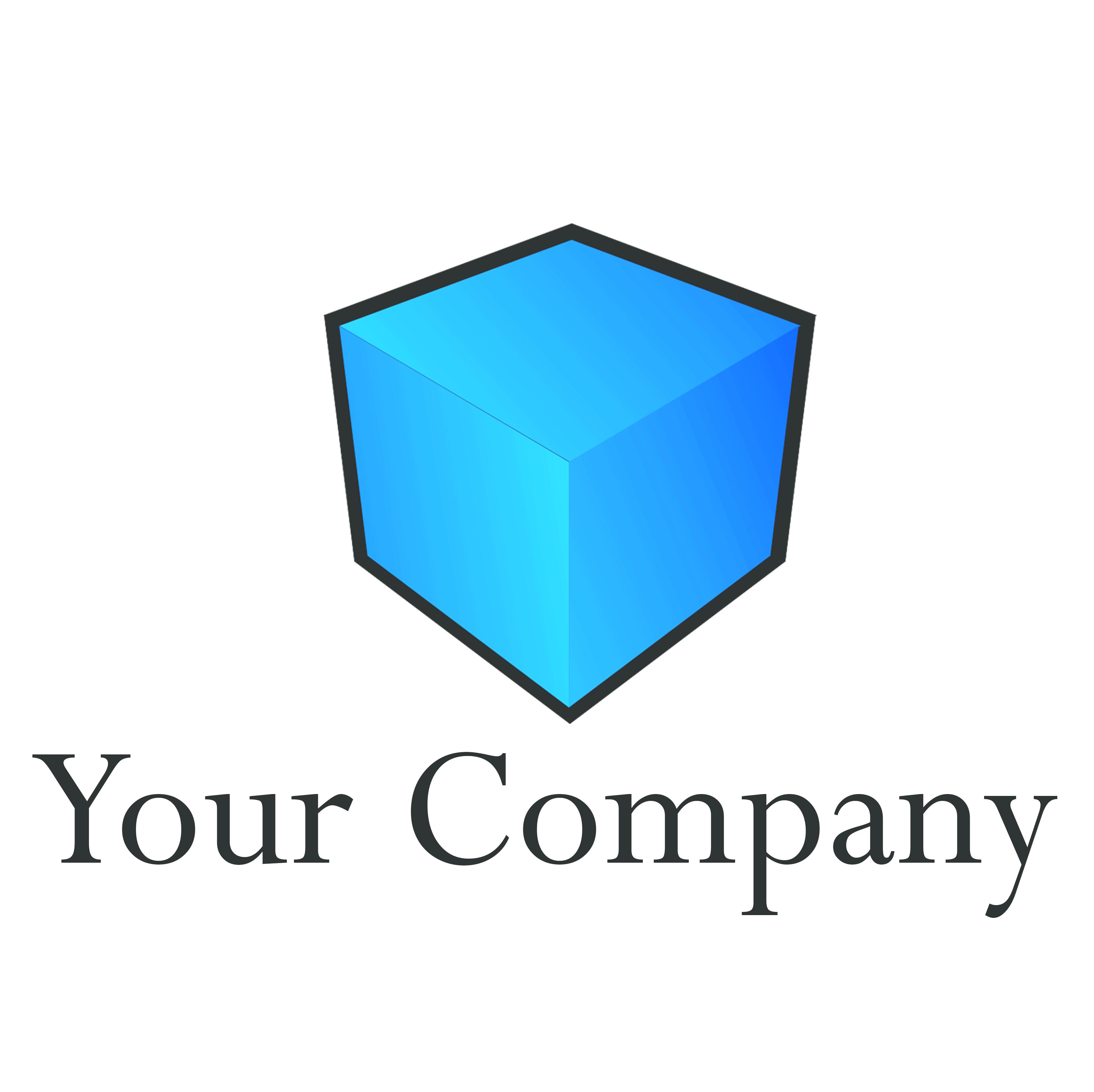 Blue Cube logo