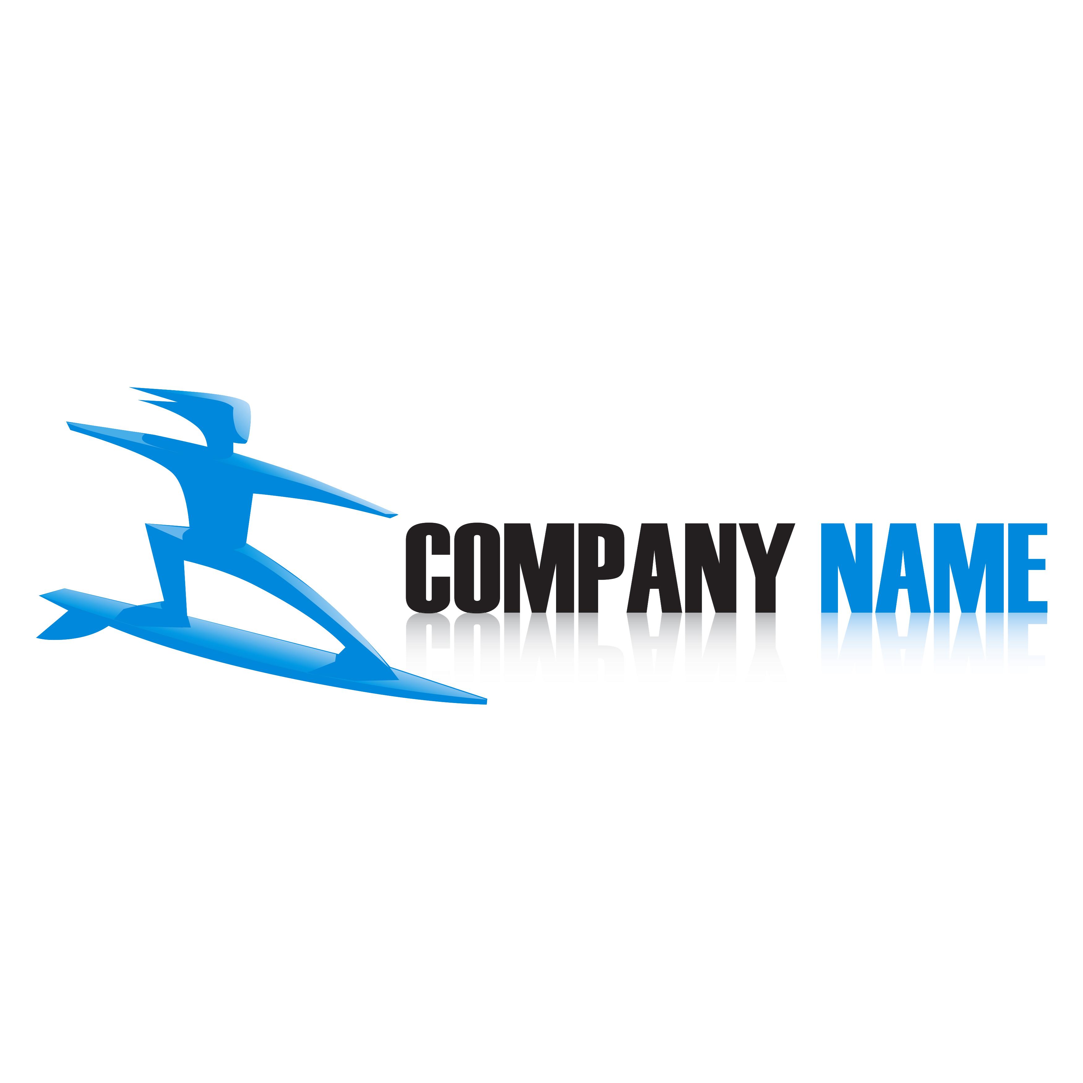 Blue Surf logo