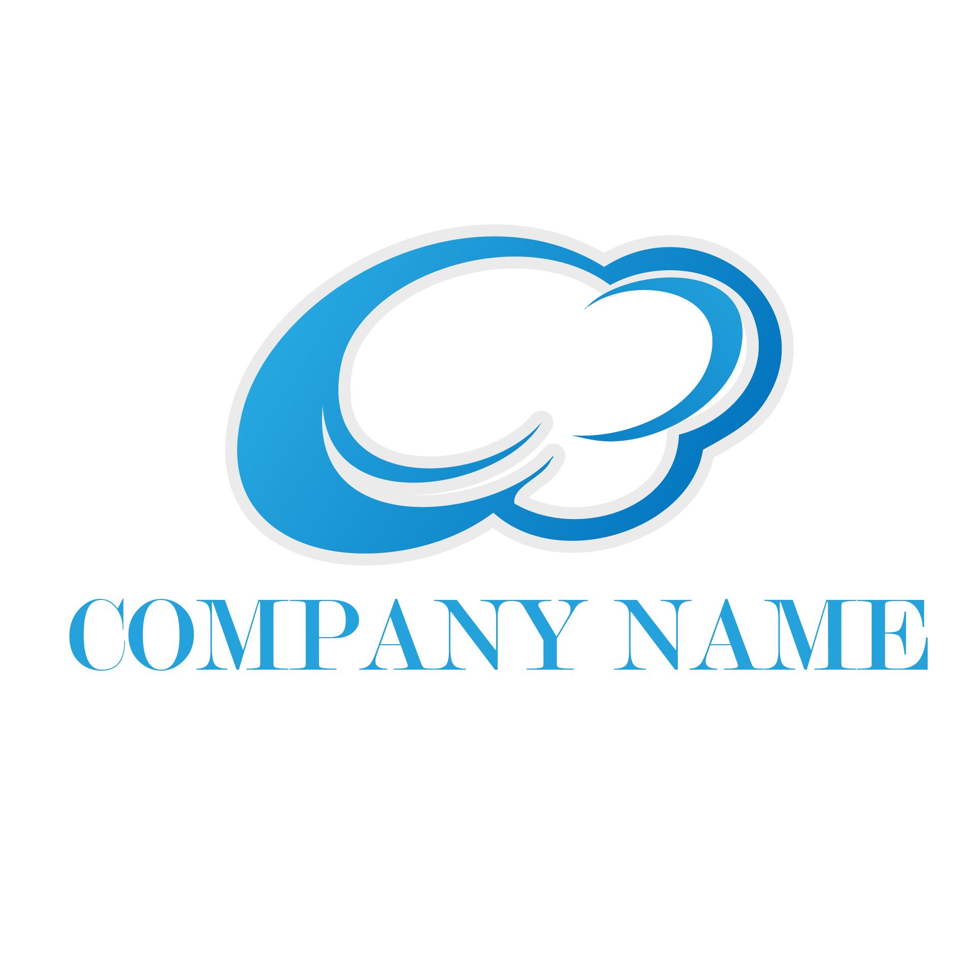 לוגו שירותי ענן Cloud services