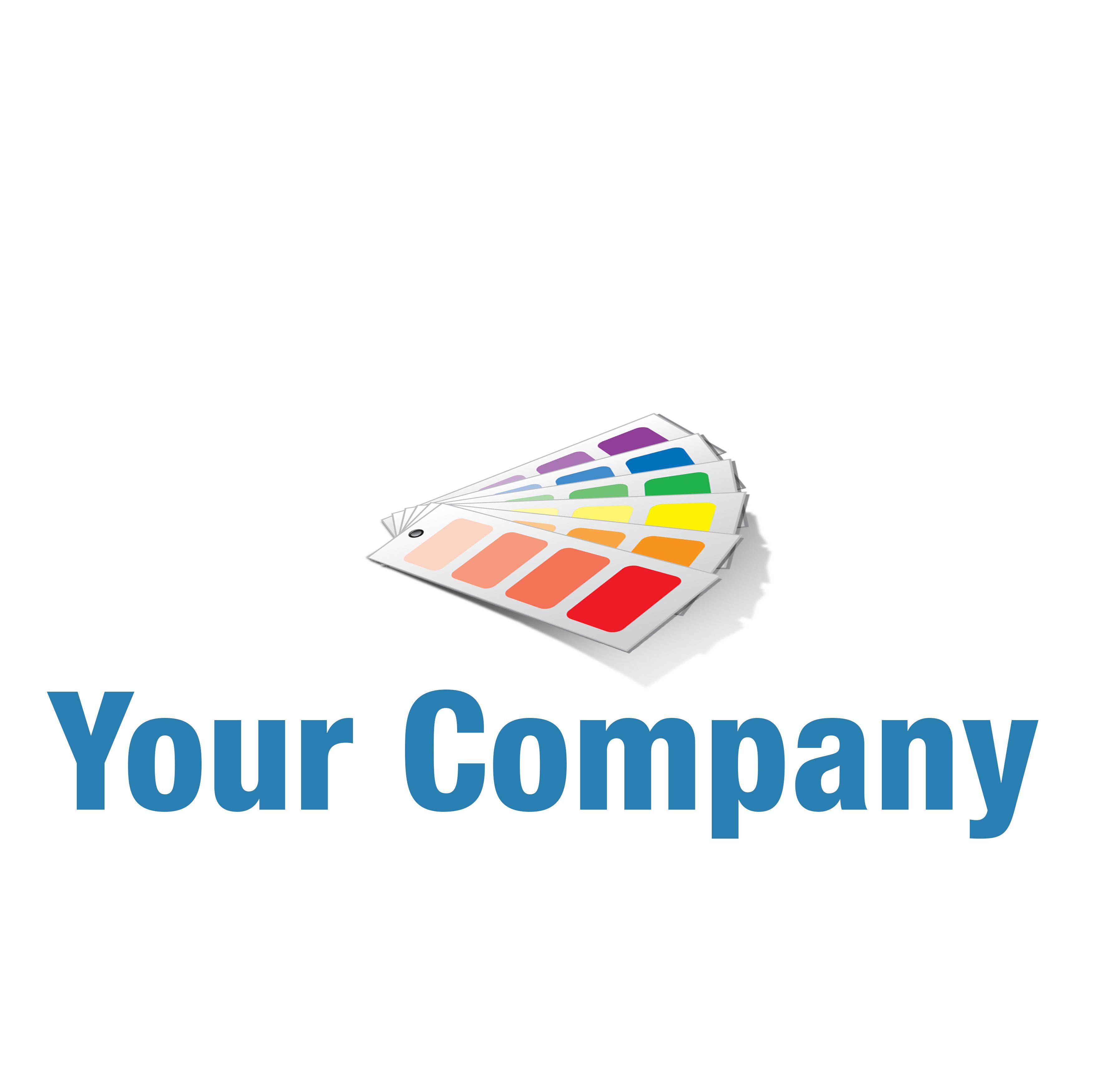 לוגו מניפת צבעים | ColorFan