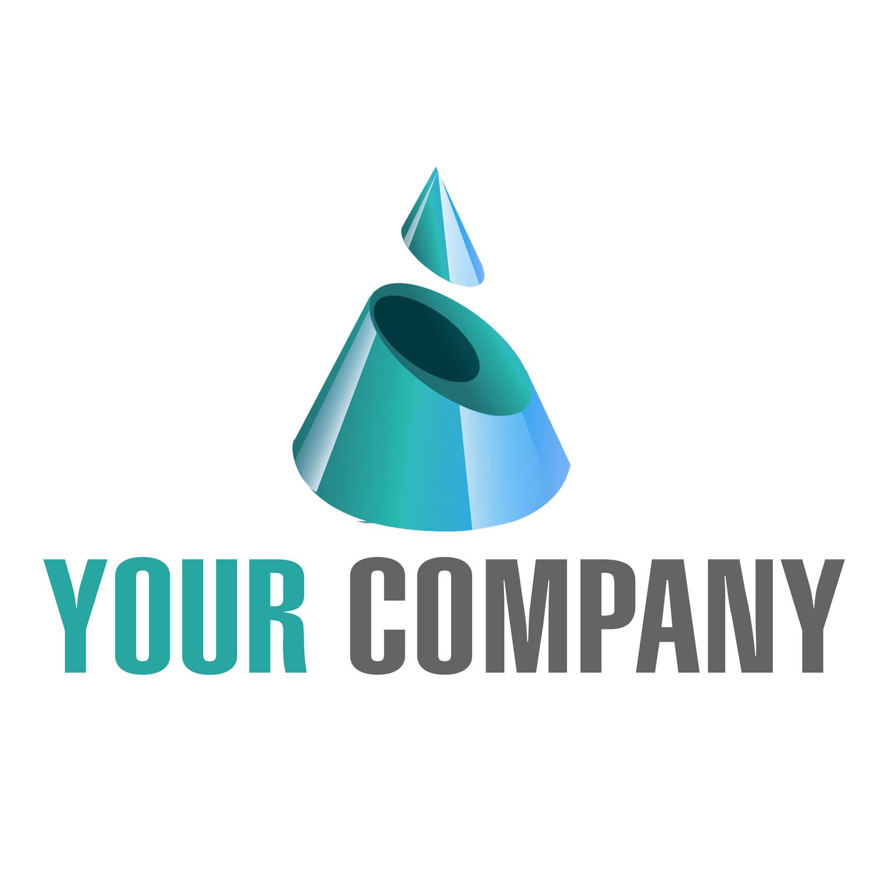לוגו לעסק | Cone