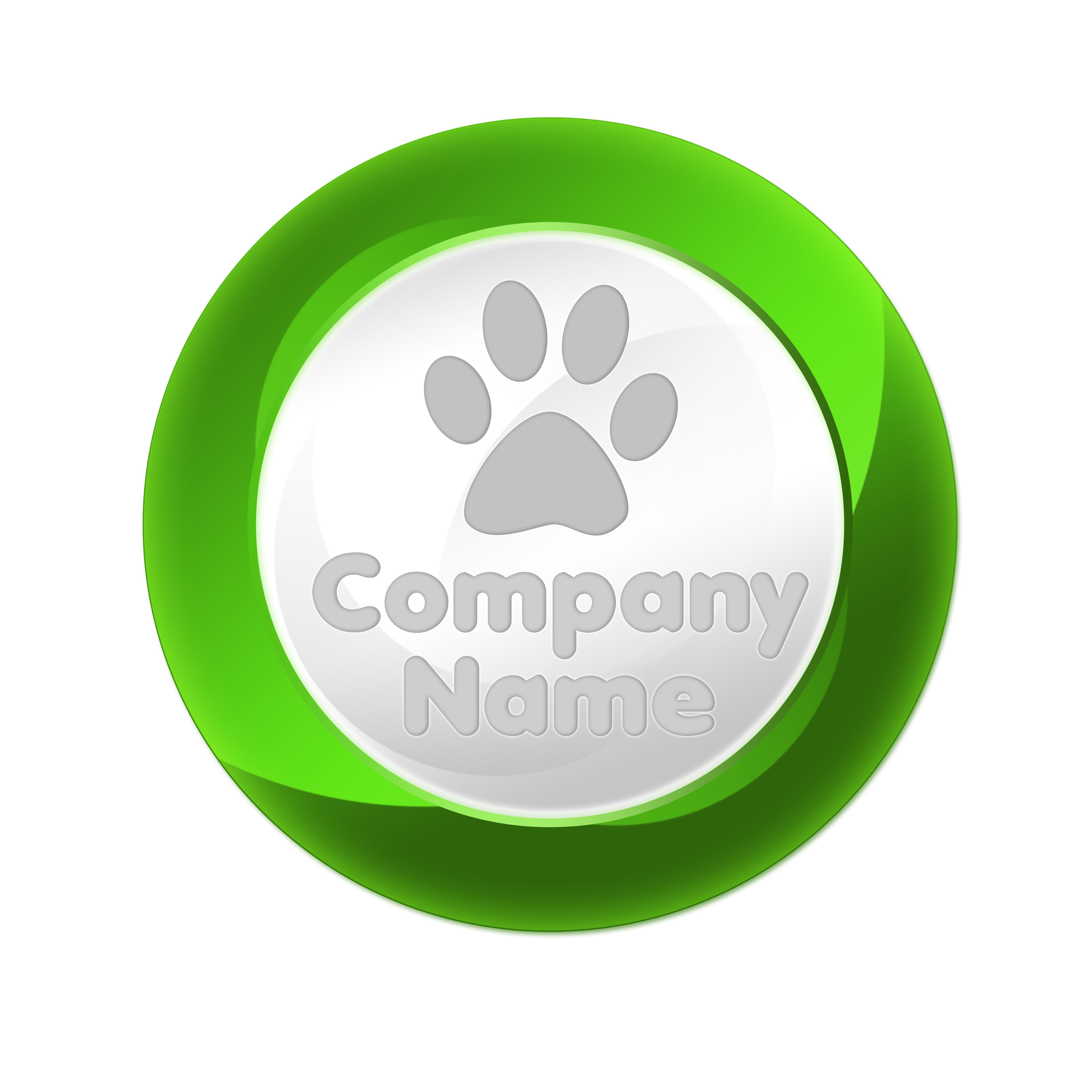 לוגו Dog Symbol