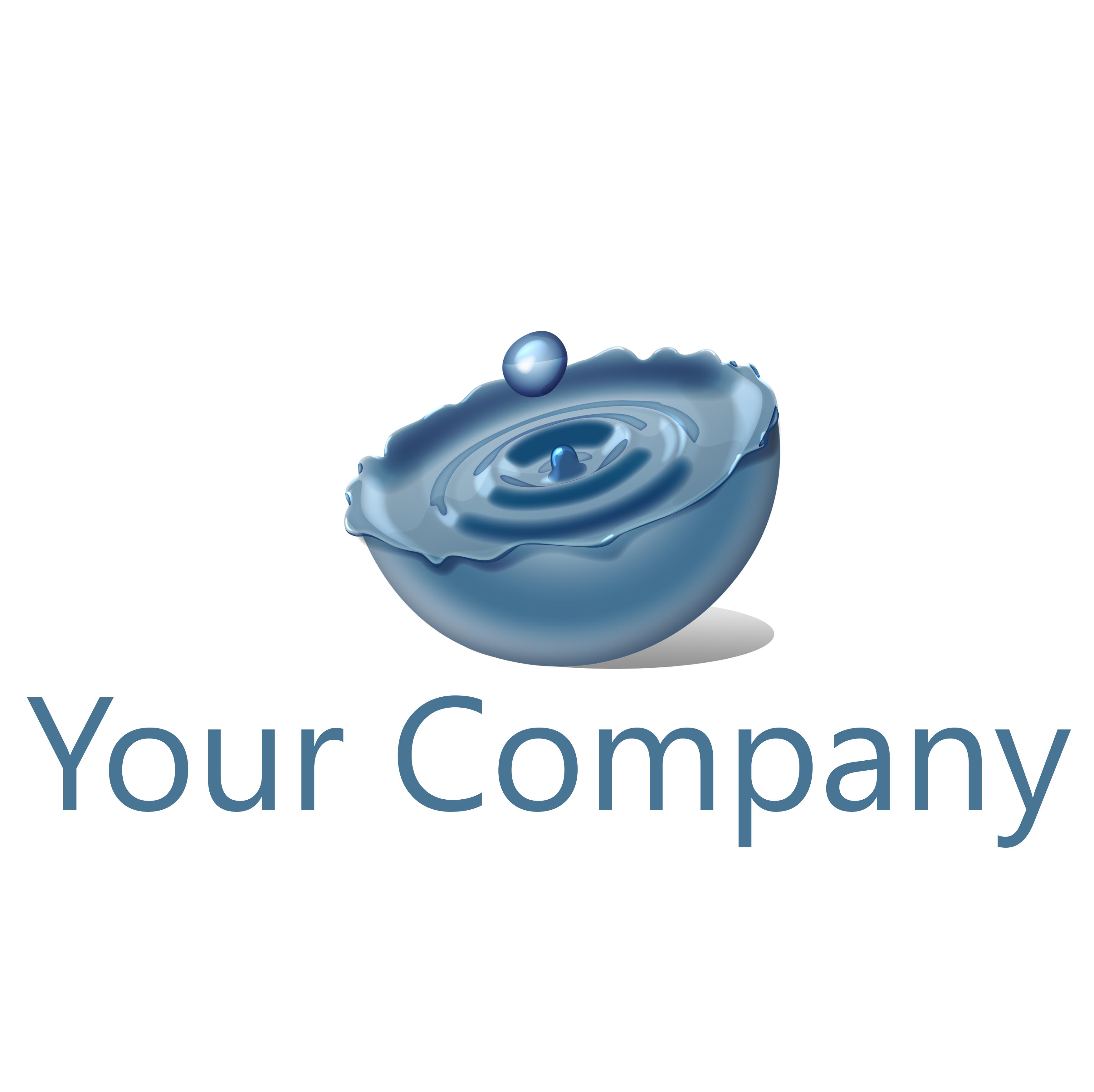 לוגו Droplet