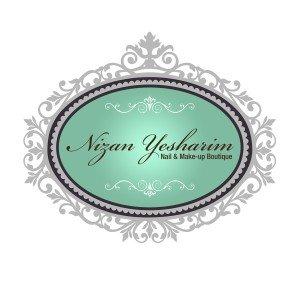 לוגו לבוטיק יופי NIZAN YESHARIM