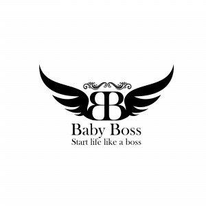 לוגו למותג בגדי תינוקות BABY BOSS