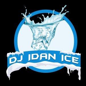לוגו ל dj עידן אייס