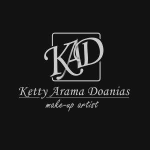 לוגו לאמנית איפור Ketty Arama Doanias