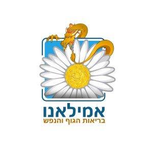 לוגו בריאות הנפש – אמילאנו