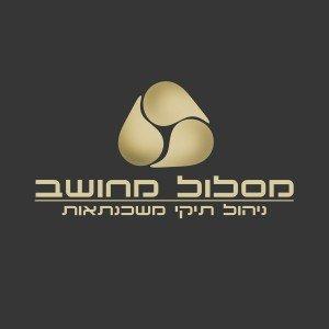 לוגו מסלול מחושב