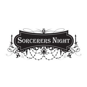 לוגו  SORCERERS NIGHT