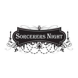 לוגו  SORCERERS NIGHT