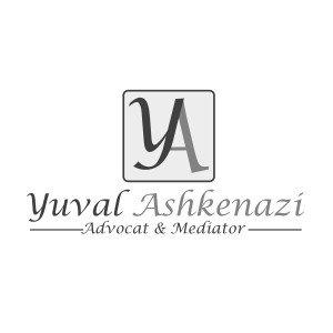 """לוגו לעו""""ד Yuval Ashkenazi"""