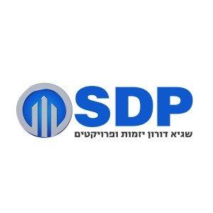 לוגו לחברת יזמות ופרוייקטים SPD