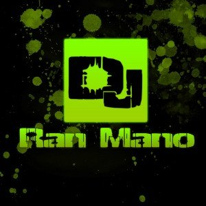 לוגו דיג'יי RAN MANO