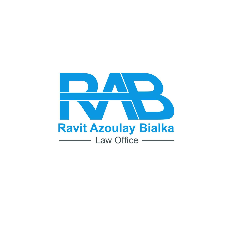 """לוגו למשרד עו""""ד RAB"""