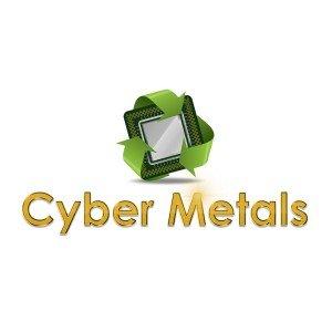 עיצוב לוגו Cyber Metals