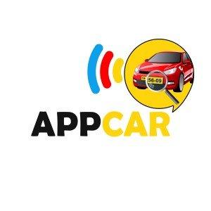 לוגו לאפליקציה APPCAR