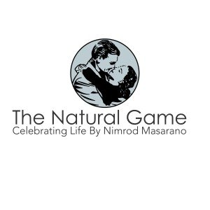 לוגו  THE NATURAL GAME