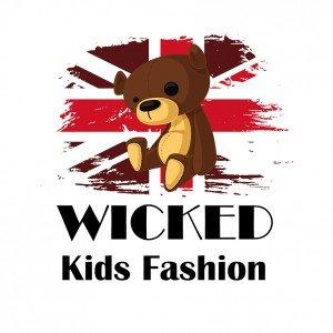 לוגו אופנת ילדים WICKED