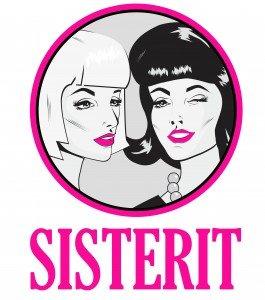 לוגו לסטייליסטית SISTERIT