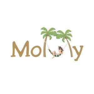 לוגו לחברת MOLLY