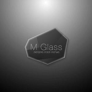 לוגו M GLASS