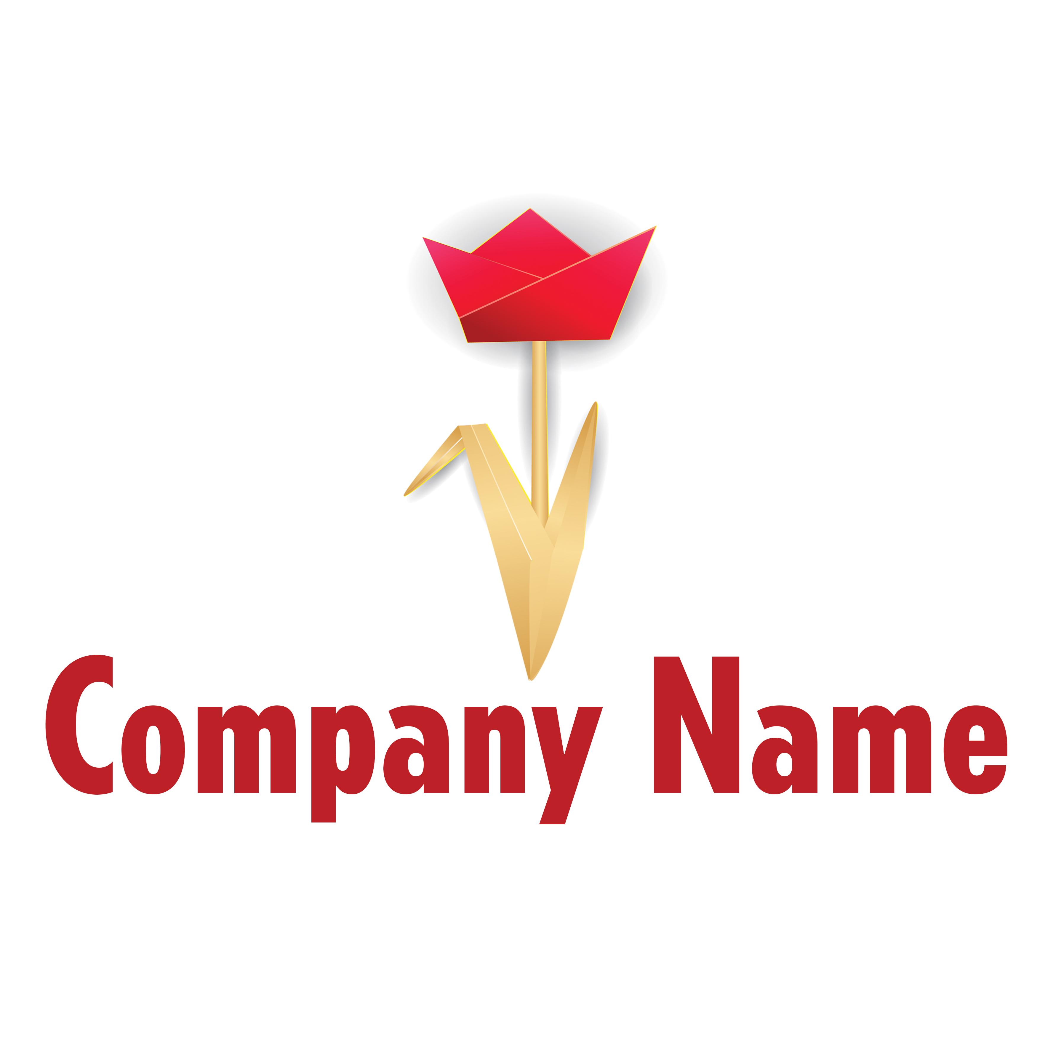 PaperRose logo