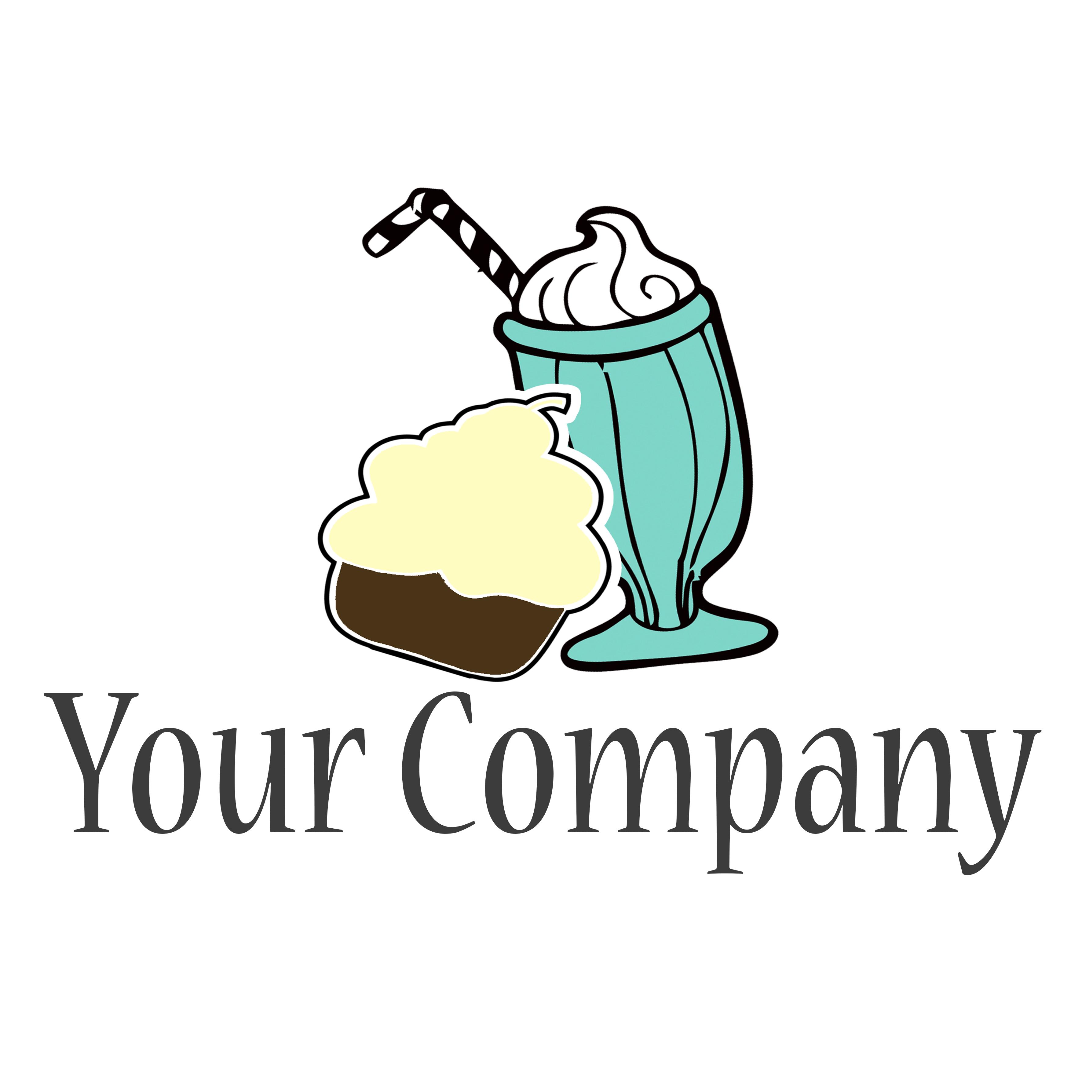 Shake&Cake Logo