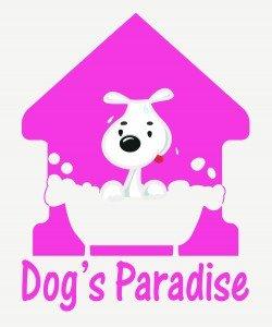 לוגו DOG'S PARADISE