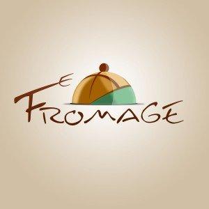 עיצוב לוגו Fromage
