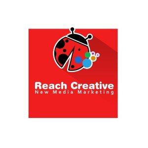 לוגו לחברת קריאטיב – REACH CREATIV