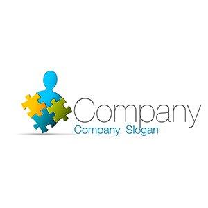 Puzzle user logo