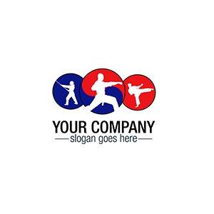 לוגו Taekwondo