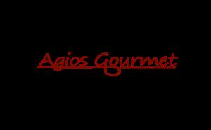 עיצוב לוגו AGIOS GURMET