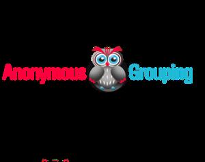עיצוב לוגו לANONYMOUS GROUPING