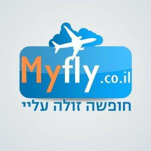 לוגו Myfly