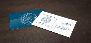 דוגמאות כרטיסי ביקור
