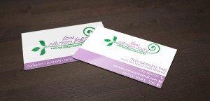 לוגו5024 מעצב כרטיסי ביקור