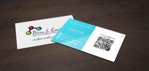 כרטיסי ביקור בגודל סטנדרטי