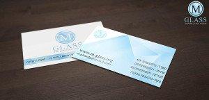 כרטיס ביקור לעסק לוגו 5024