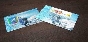 כרטיסי ביקור מודפס