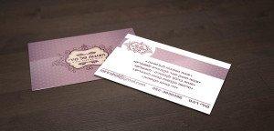 כרטיס ביקור עוגות מעוצבות