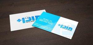 כרטיסי ביקור לחברת תוכן