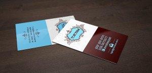 כרטיסי ביקור מיוחדים