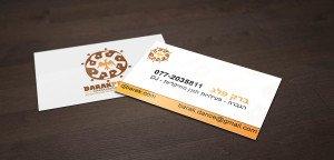 עיצוב כרטיס ביקור לעסקים