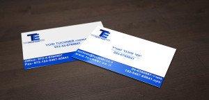 כרטיסי ביקור לוגו 5024