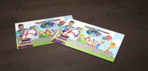 כרטיסי ביקור מאויר