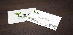 כרטיס ביקור למנהלת קשרי לקוחות
