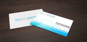 עיצוב גרפי לכרטיס ביקור